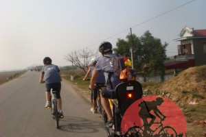 Thay and Tay Phuong Cycle Tour