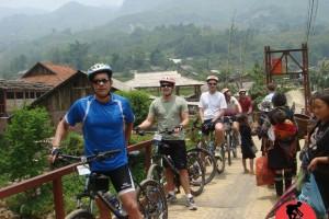 Ninh Binh Cycling to Sapa