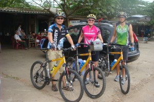 Hue Cycling to Ho Chi Minh