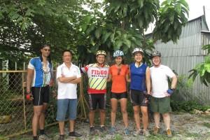 Hue cycle to Saigon