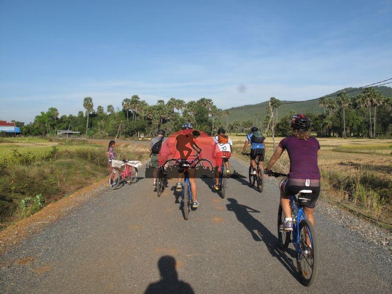 Vietnam Biking