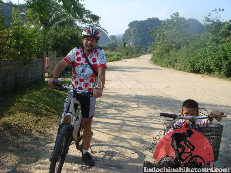 Mekong Bike Tour