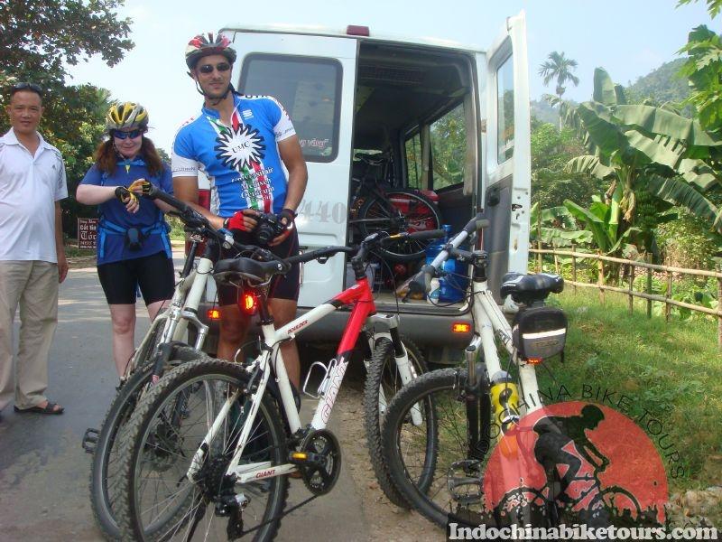 Hanoi Cycling to Tam Dao National Park – 2 Days