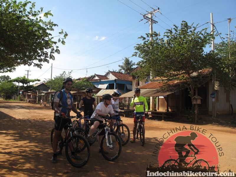 Yangon cycling