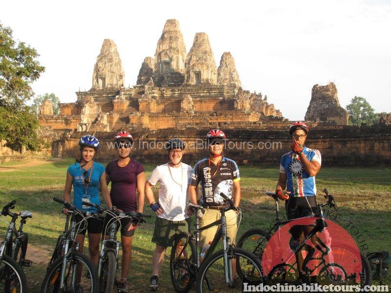 Angkor Explore Cycle Tour