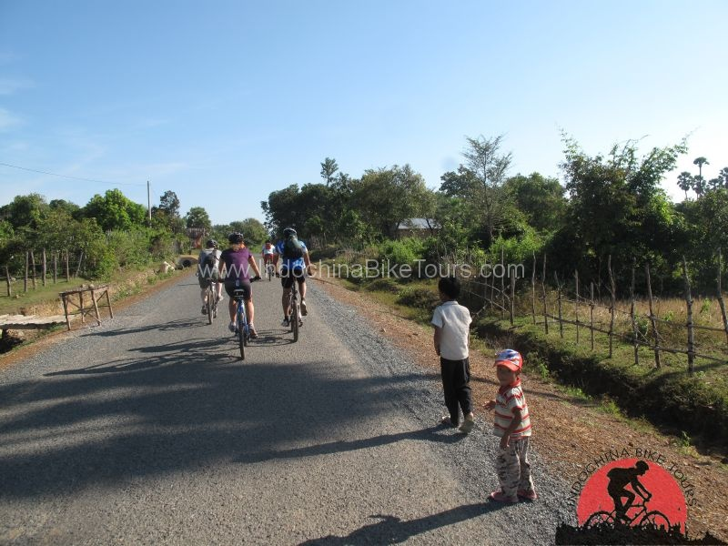 Phnom Penh Cycling To Sihanoukville – 5 days